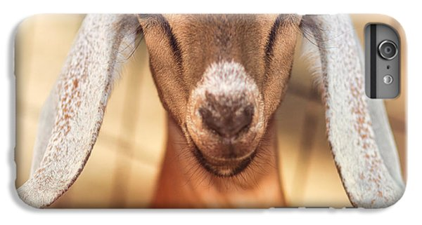 Goat iPhone 6s Plus Case - Beautiful Taffy by TC Morgan