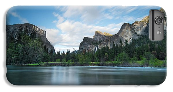 Yosemite National Park iPhone 6s Plus Case - Beautiful Yosemite by Larry Marshall