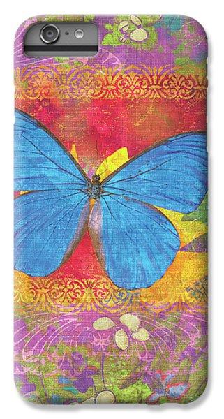 Beauty Queen Butterfly IPhone 6s Plus Case