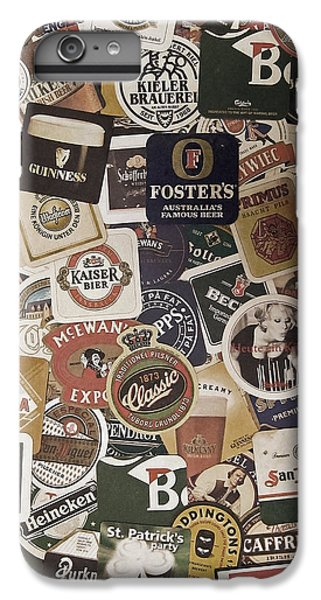 Bar iPhone 6s Plus Case - Beers Of The World by Nicklas Gustafsson