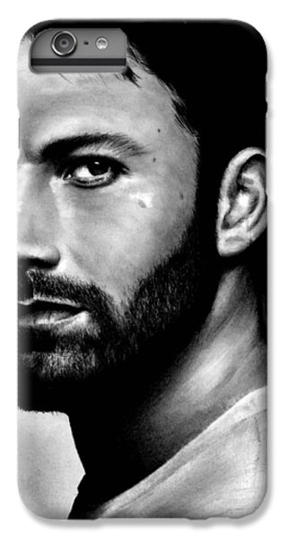 Ben Affleck iPhone 6s Plus Case - Ben Affleck by Rick Fortson