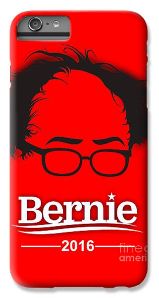 Bernie Sanders IPhone 6s Plus Case by Marvin Blaine