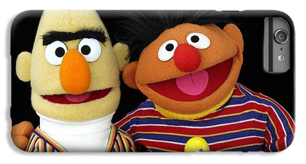 Bert And Ernie IPhone 6s Plus Case