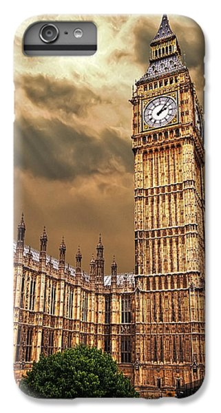 Big Ben's House IPhone 6s Plus Case by Meirion Matthias