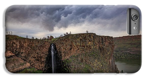 Billy Chinook Falls IPhone 6s Plus Case by Cat Connor