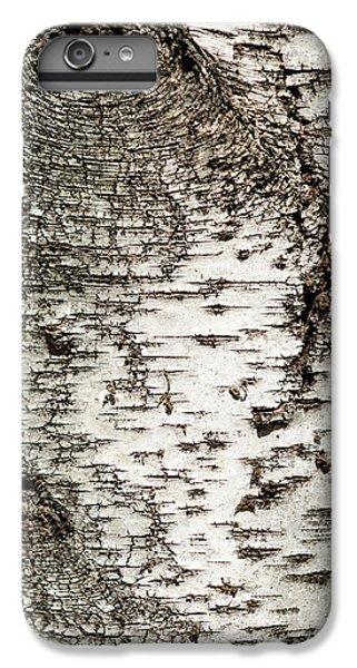 Birch Tree Bark IPhone 6s Plus Case by Christina Rollo