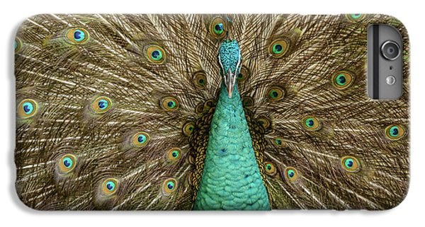 Peacock IPhone 6s Plus Case by Werner Padarin