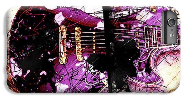 Van Halen iPhone 6s Plus Case - Black Beauty C 2  by Gary Bodnar