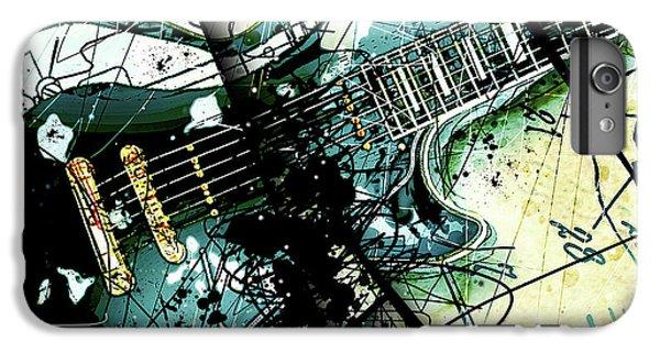 Van Halen iPhone 6s Plus Case - Black Beauty C 1  by Gary Bodnar