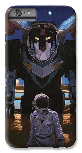 Black Lion IPhone 6s Plus Case