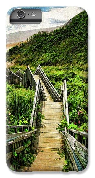 Landscapes iPhone 6s Plus Case - Block Island by Lourry Legarde