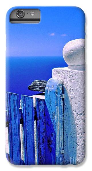 Blue Gate IPhone 6s Plus Case
