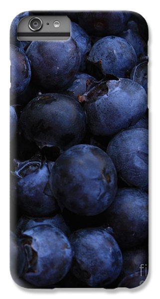 Blueberries Close-up - Vertical IPhone 6s Plus Case