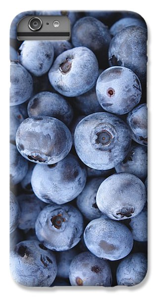 Blueberries Foodie Phone Case IPhone 6s Plus Case by Edward Fielding