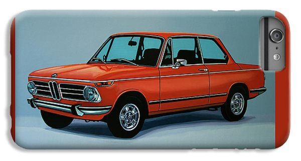 Bmw 2002 1968 Painting IPhone 6s Plus Case