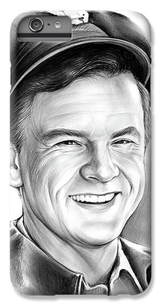 Crane iPhone 6s Plus Case - Bob Crane by Greg Joens
