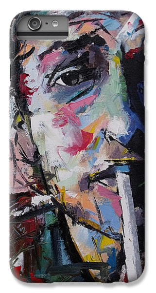 Bob Dylan IPhone 6s Plus Case by Richard Day