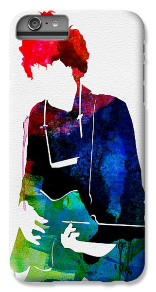 Bob Watercolor IPhone 6s Plus Case by Naxart Studio