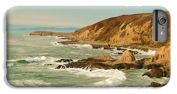 Ocean iPhone 6s Plus Case - Bodega Bay Coastline  One by Alberta Brown Buller