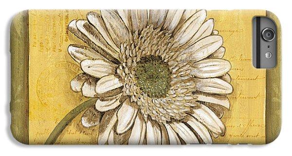 Daisy iPhone 6s Plus Case - Bohemian Daisy 1 by Debbie DeWitt