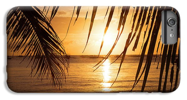 Venice Beach iPhone 6s Plus Case - Boracay Philippians 5 by Mark Ashkenazi