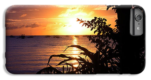 Venice Beach iPhone 6s Plus Case - Boracay,philippians  2 by Mark Ashkenazi
