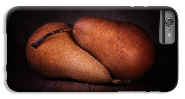 Pear iPhone 6s Plus Case - Bosc Pears by Tom Mc Nemar