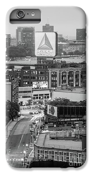 Harvard iPhone 6s Plus Case - Boston Skyline Photo With The Citgo Sign by Paul Velgos