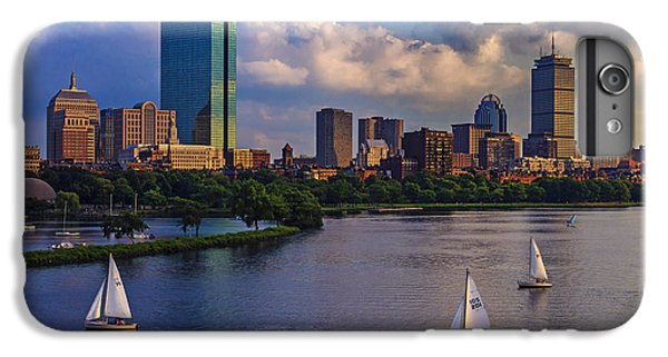 Boston Skyline IPhone 6s Plus Case