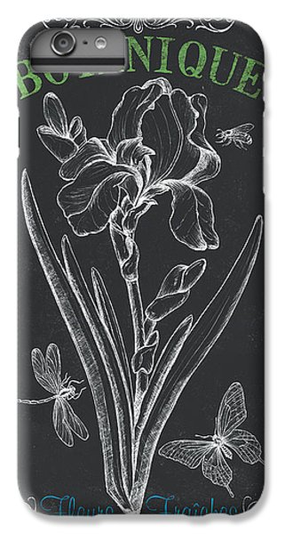 Botanique 1 IPhone 6s Plus Case by Debbie DeWitt