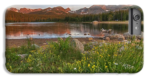 IPhone 6s Plus Case featuring the photograph Brainard Lake by Gary Lengyel