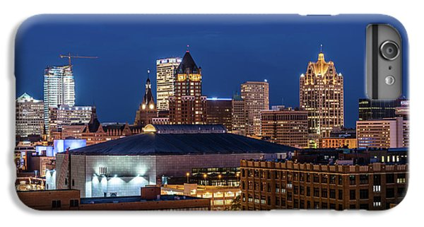 Brew City At Dusk IPhone 6s Plus Case by Randy Scherkenbach