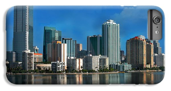 Brickell Skyline 2 IPhone 6s Plus Case by Bibi Romer