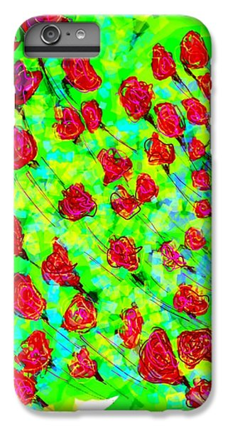 Bright IPhone 6s Plus Case by Khushboo N