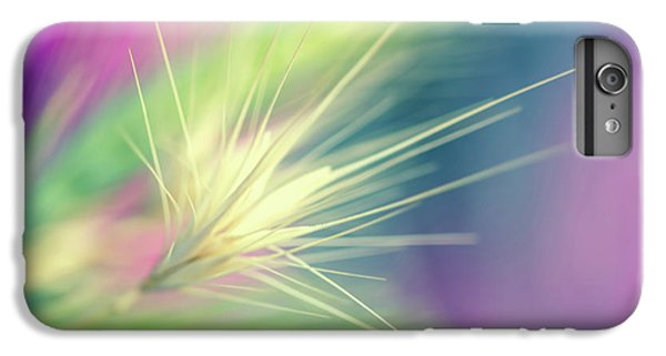 iPhone 6s Plus Case - Bright Weed by Terry Davis