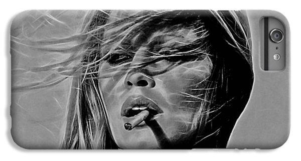 Brigitte Bardot Collection IPhone 6s Plus Case by Marvin Blaine