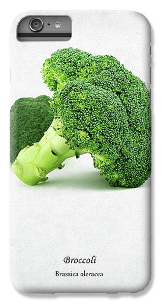 Broccoli IPhone 6s Plus Case by Mark Rogan