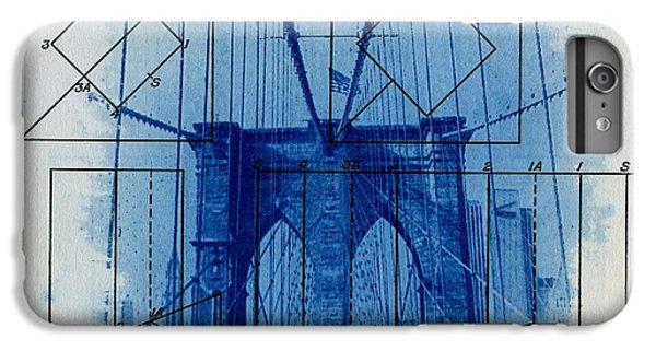 Brooklyn Bridge IPhone 6s Plus Case