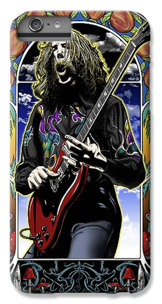 Eric Clapton iPhone 6s Plus Case - Brother Duane by Gary Kroman