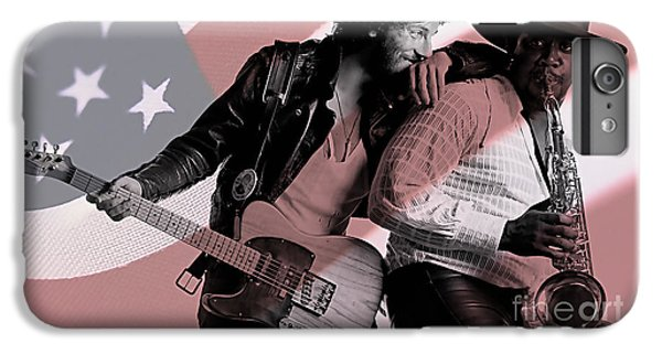 Bruce Springsteen Clarence Clemons IPhone 6s Plus Case