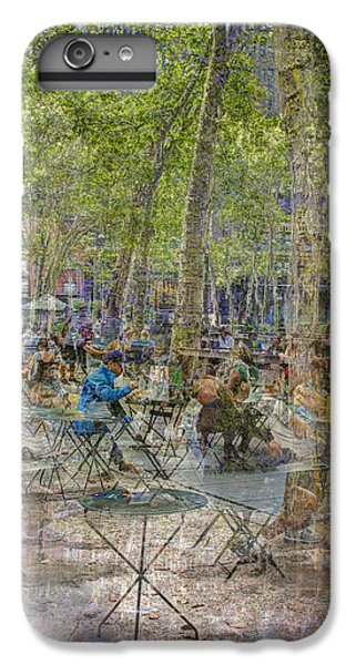 Bryant Park Collage 2 IPhone 6s Plus Case