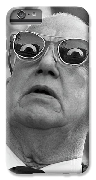 Buckminster Fuller IPhone 6s Plus Case by The Harrington Collection