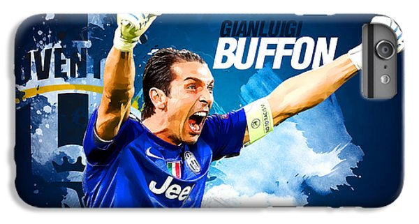 Buffon IPhone 6s Plus Case