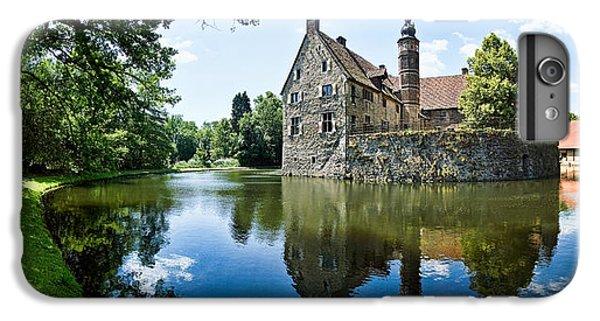 Castle iPhone 6s Plus Case - Burg Vischering by Dave Bowman