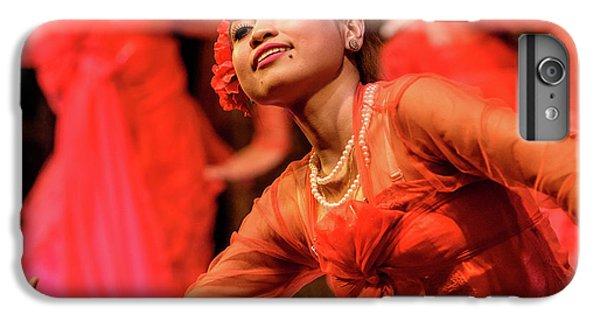 Burmese Dance 1 IPhone 6s Plus Case by Werner Padarin