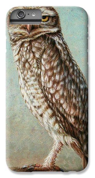 Burrowing Owl IPhone 6s Plus Case