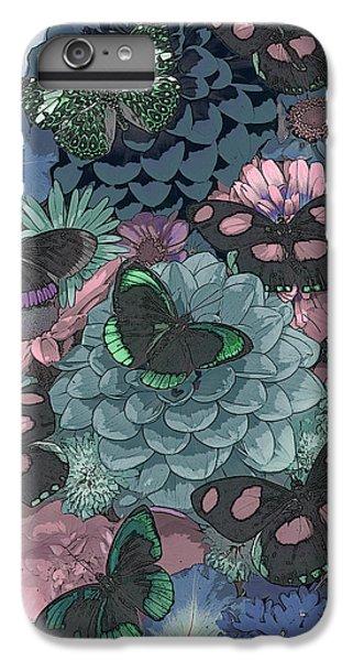 Flower Fairy iPhone 6s Plus Case - Butterflies by JQ Licensing