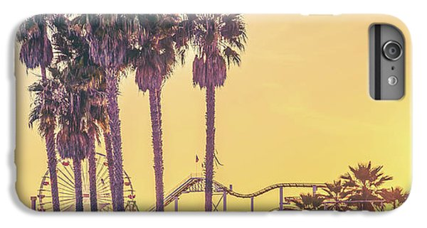 Venice Beach iPhone 6s Plus Case - Cali Vibes by Az Jackson