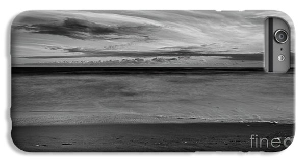 IPhone 6s Plus Case featuring the photograph Calming Seas by Linda Lees