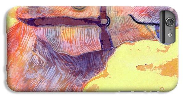 Camel IPhone 6s Plus Case by Jane Tattersfield